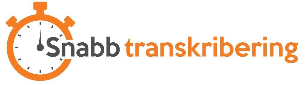 Snabb transkribering | Riktigt snabb transkribering